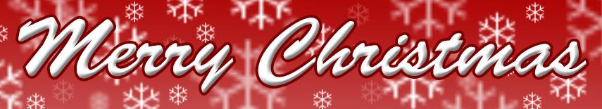 Christmas Banner 2015